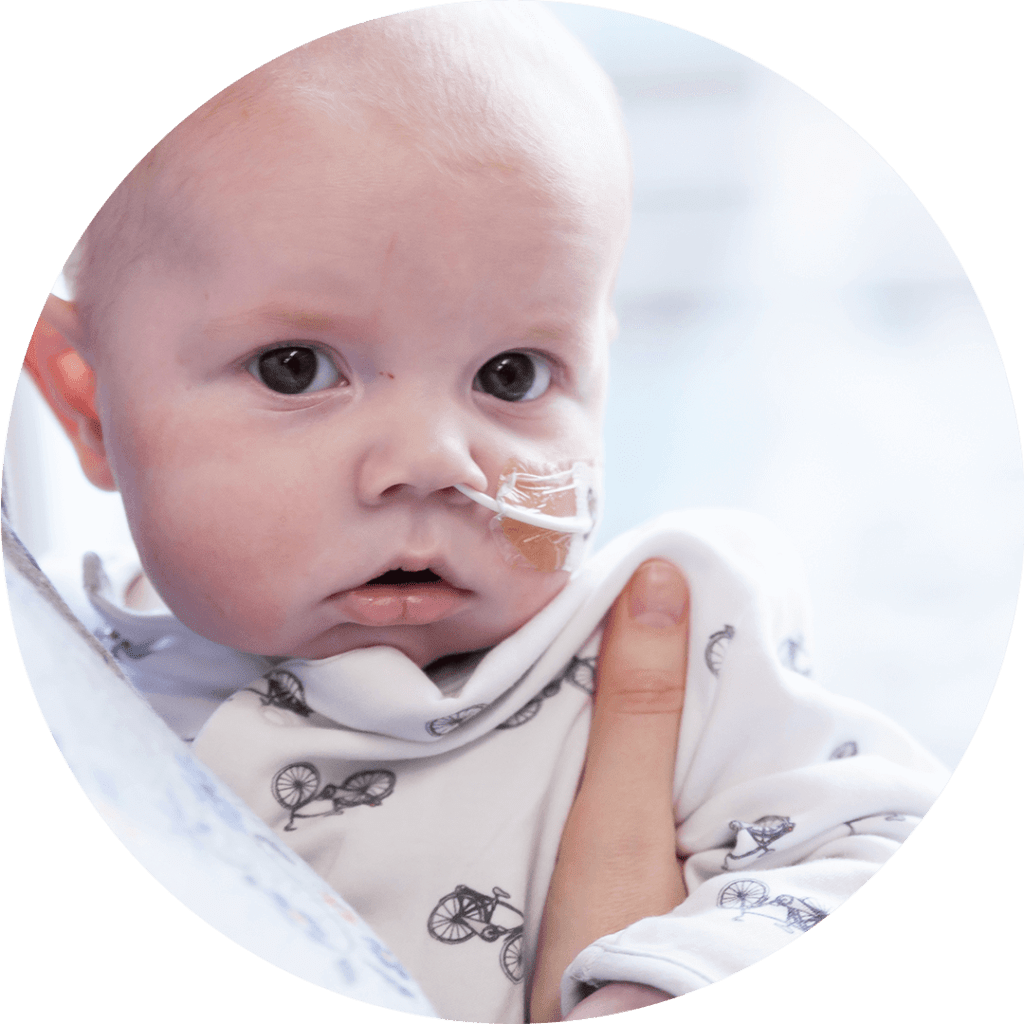 Help our youngest patients
