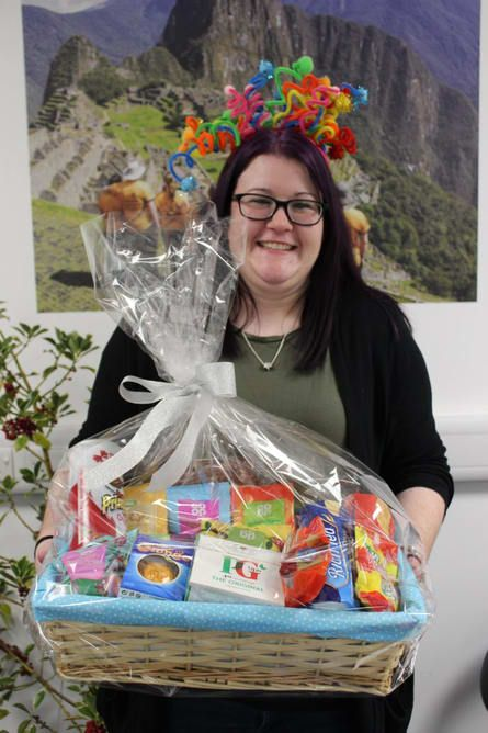 Festive Day Hampers by Hols-Hampers at Southampton Hospitals Charity