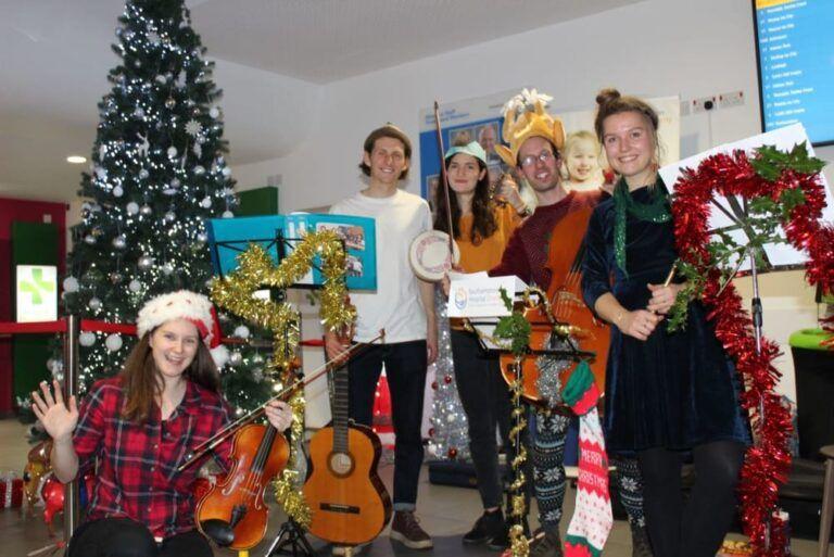 Choir Festival Performance, Southampton Hospitals Charity