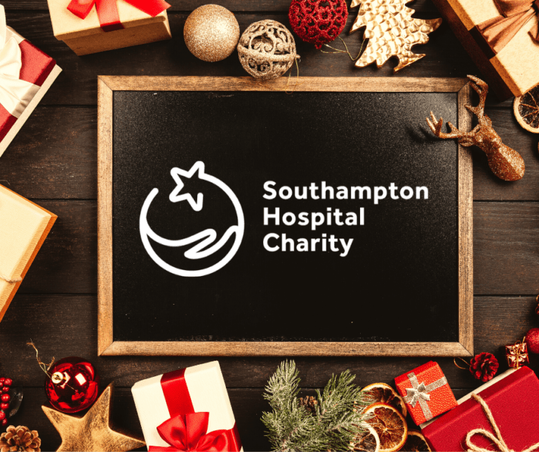 Christmas Gifts at Southampton Hospitals Charity