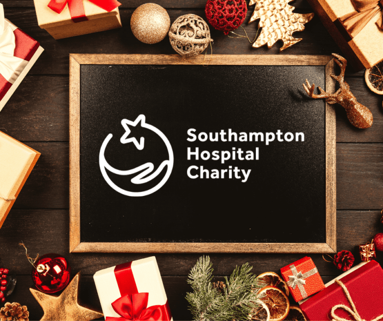 Christmas Gift for Patients at Southampton Hospitals Charity