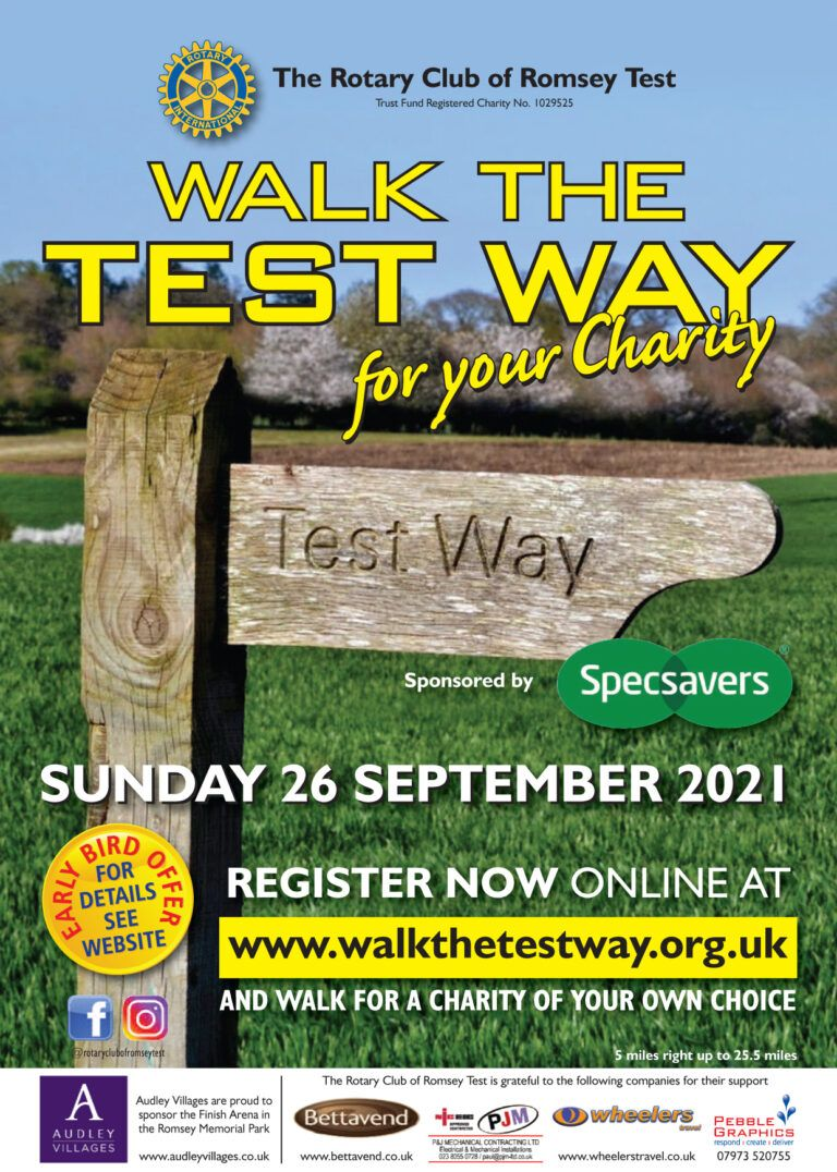 walk the test way